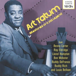 Art Tatum - Milestones of a Jazz Legend (10CD)