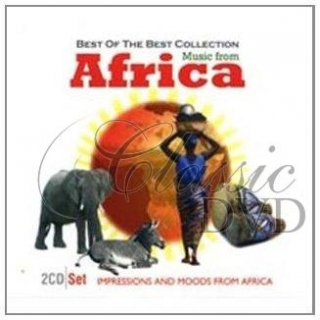 AFRICA: The Best Of The Best Collection - DÁRKOVÁ EDICE (2CD)