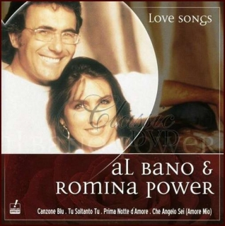 AL BANO & ROMINA POWER: Love Songs (CD)