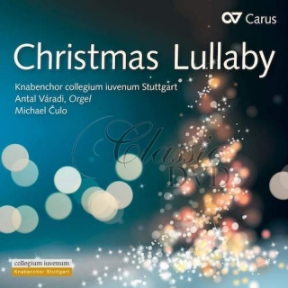 Christmas Lullaby (CD)