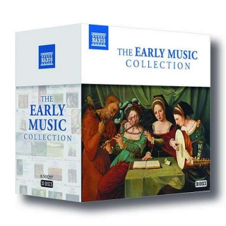 THE EARLY MUSIC COLLECTION - DÁRKOVÁ EDICE (30CD)