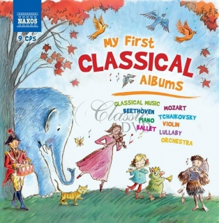 MY FIRST CLASSICAL ALBUMS (9CD)