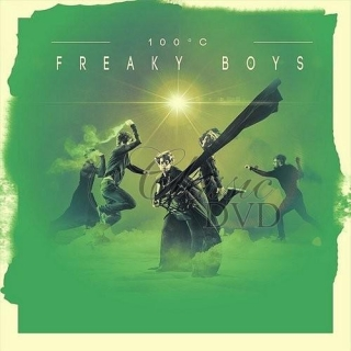 100°C - Freaky Boys (CD)