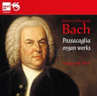 Bach: Passacaglia Organ Works (CD)