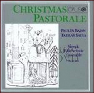 BAJAN P. / SALVA T. CHRISTMAS PASTORALE (CD)