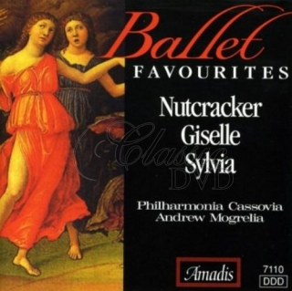 ADAM: Giselle (excerpts) / DELIBES: Sylvia Suite / TCHAIKOVSKY: The Nutcracker Suite (CD)