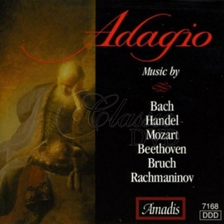 ADAGIO: The Best Of Adagios (CD)