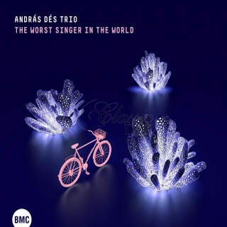 András Dés Trio - The Worst Singer in the World (CD)