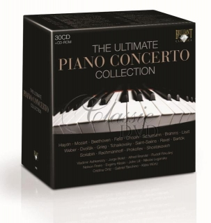 THE ULTIMATE PIANO CONCERTO COLLECTION (30CD)