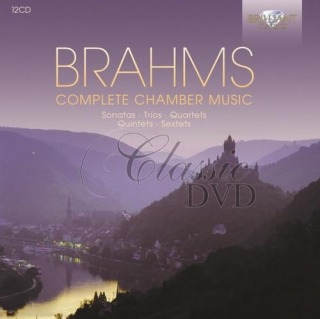 Brahms: Complete Chamber Music (12CD)