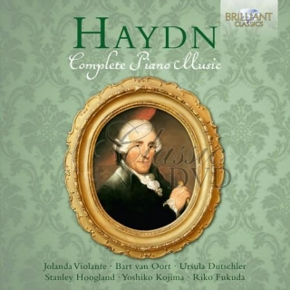 HAYDN: Complete Piano Music (16CD)