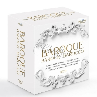 BAROQUE EDITION (25CD)