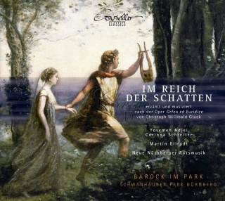 IM REICH DER SCHATTEN after the opera Orfeo and Euridice by Gluck (CD)