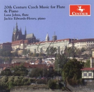 20TH CENTURY CZECH MUSIC - Flute And Piano (CD)