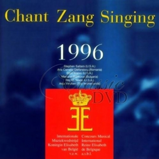 1996 Queen Elizabeth Competition Singing (CD)
