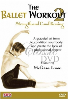 BALLET WORKOUT: Strength & Conditioning (DVD)