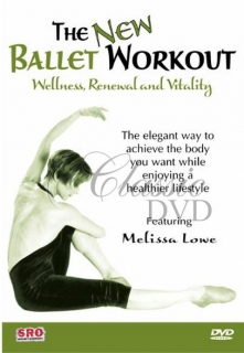 BALLET WORKOUT: Wellness, Renewal & Vitality (DVD)