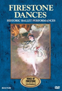 BALLET HIGHLIGHTS: Firestone Dances (DVD)