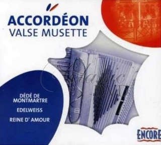 ACCORDEON: Valse Musette (CD)