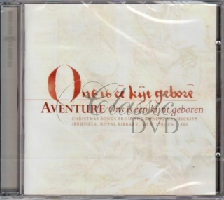 AVENTURE: CHRISTMAS SONGS FROM THE KONING MANUSCRIPT.  (CD)