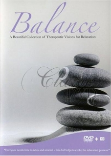 BALANCE: Collection of Therapeutic visions for Relaxation (CD + Bonus DVD)
