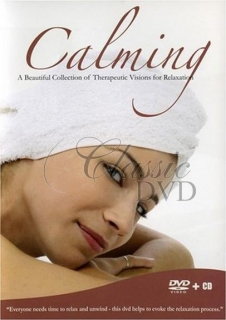 CALMING: Collection of Therapeutic Visions for Relaxation (CD + Bonus DVD)