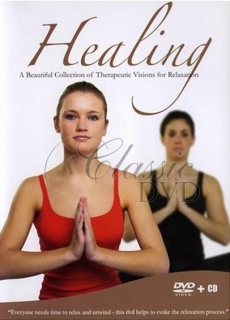 HEALING: Collection of Therapeutic visions for Relaxation (CD + Bonus DVD)