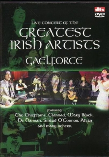 GAELFORCE: Greatest Irish Artists (DVD)