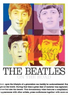 BEATLES: On the road (DVD)