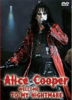ALICE COOPER: Welcome to my nightmare (DVD)
