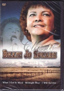 BILLIE JO SPEARS: Live 1986 (DVD)