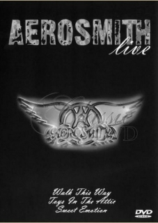AEROSMITH: Live Dallas (DVD)