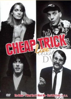 CHEAP TRICK: Live in Concert (DVD)