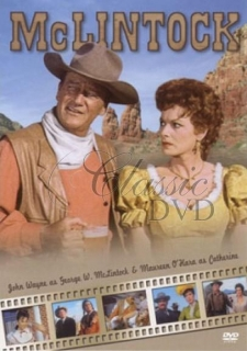 JOHN WAYNE COLLECTION: McLintock (DVD)