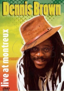 DENNIS BROWN: Live at Montreux (DVD)