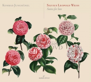 Weiss, Silvius Leopold: Suites For Lute (CD)