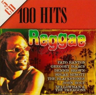 100 HITS REGGAE (5CD)