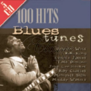 100 HITS BLUES TUNES (5CD)