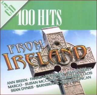 100 HITS - FROM IRELAND (5CD)