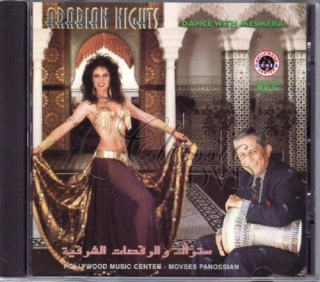 BELLYDANCE COLLECTION: Vol.9 - Arabské noci (Setrak) (CD)