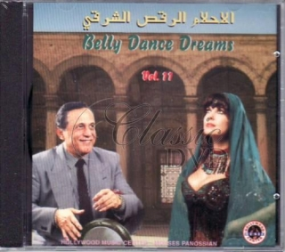 BELLYDANCE COLLECTION: Vol.11 Belly Dance Dreams (CD)