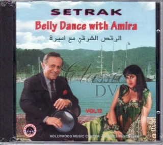 BELLYDANCE COLLECTION: Vol.12 Belly Dance with Amira (CD)