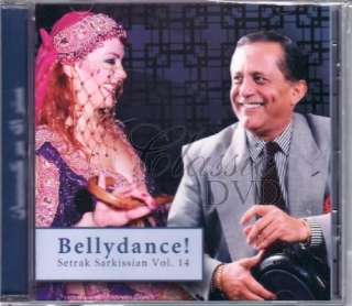 BELLYDANCE COLLECTION: Vol.14 (Setrak) (CD)