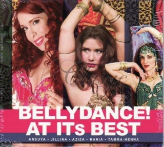 BELLYDANCE: All its BEST (CD)