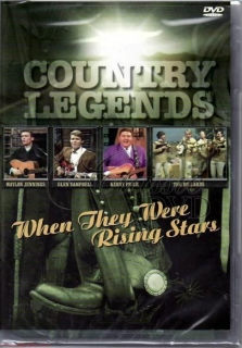 COUNTRY LEGENDS (DVD)