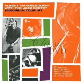 ALBERT MANGELSDORF: European Tour 1957 (CD)