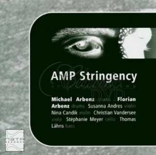AMP STRINGENCY: Universe of amp (CD)