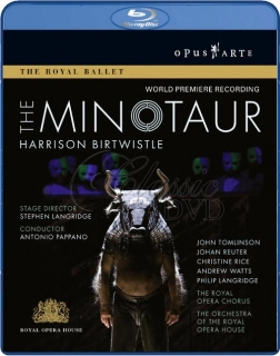 BIRTWISTLE,H.: Minotaur [Royal Opera] (Blu-ray)