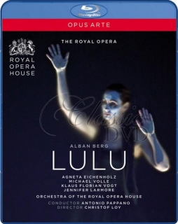 BERG,A. Lulu [Royal Opera] (Blu-ray)