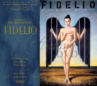 BEETHOVEN,L.V.: Fidelio 1969 [Ludwig/King/Crass] (2CD)